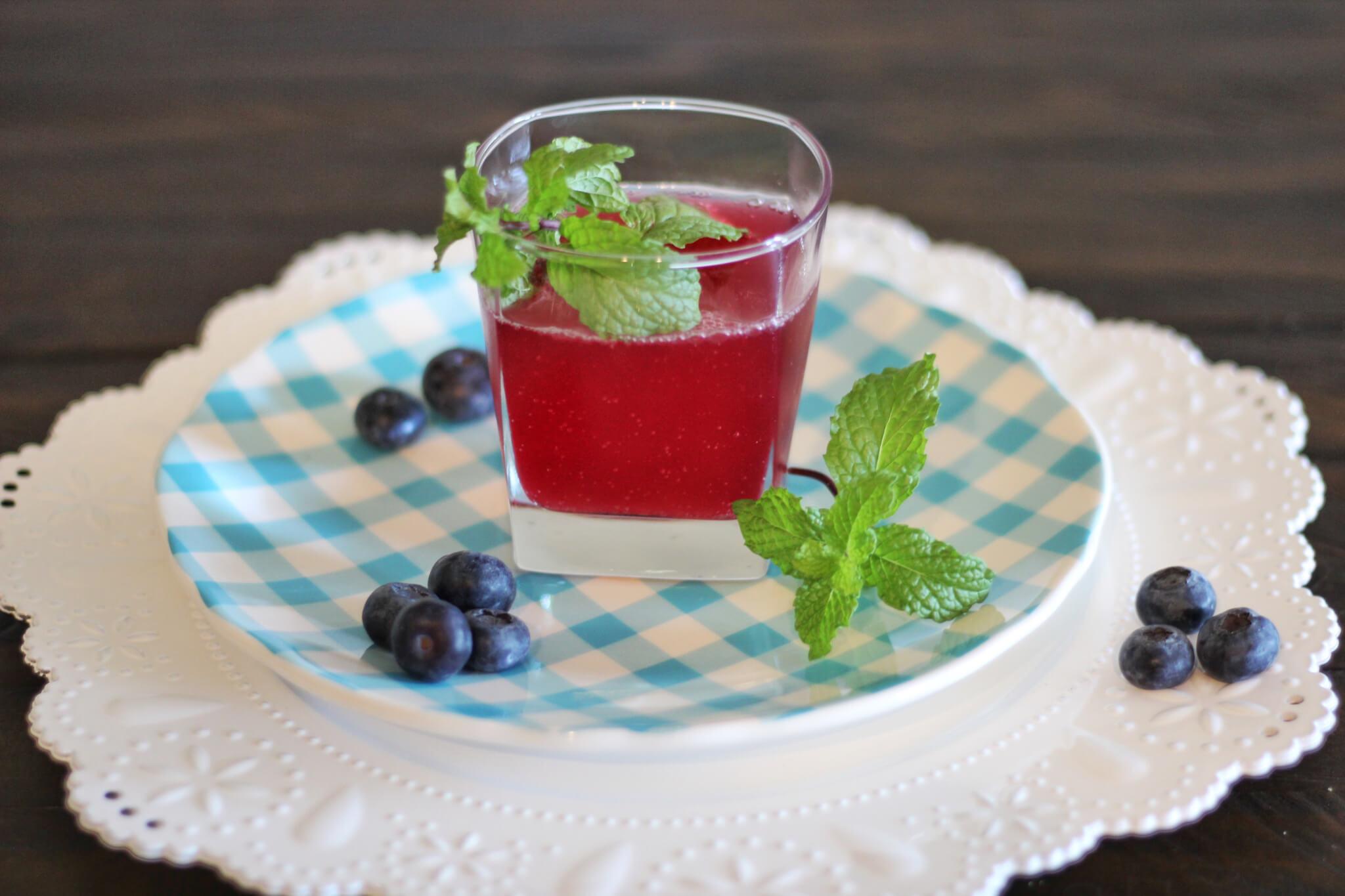 Blueberry Whiskey
