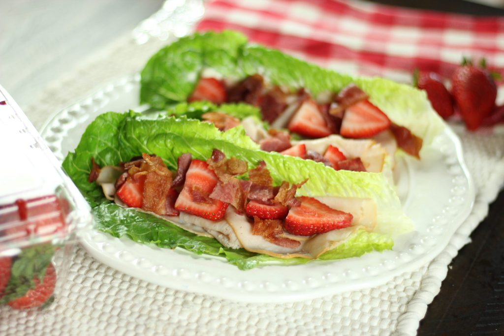 Strawberry BLT